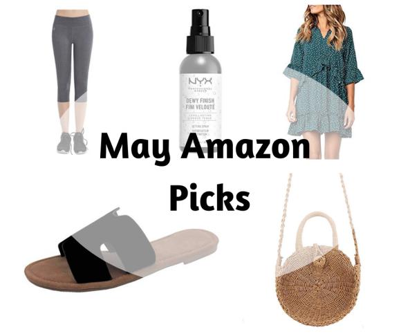 April Amazon Picks